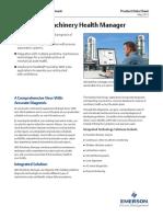 CSI Machinery Health Monitor 6500 Manual