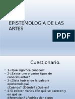primeraclaseepistemologiadelasartes-140606193004-phpapp02