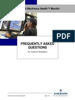 CSI 4500 Machinery Health Monitor (FAQ)