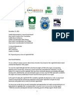 Labor letter to Sound Transit