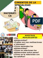 3 Aprendizaje de La Matematica
