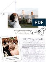 wedgewood weddings
