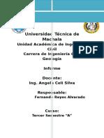 Cuestionario Rios