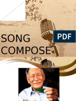 Song Composers