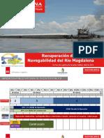 Recuperación de La Navegabilidad Del Río Magdalena