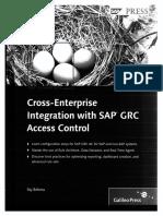 Cross Enterprise Integration With SAP GRC Access Control 2009
