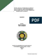 Analisis pelaksanaan BPJS