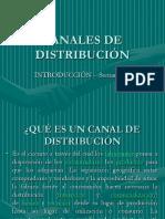 Canales de Distribución Sem. 1-4