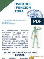 Neurofisio de La Funcion Motora