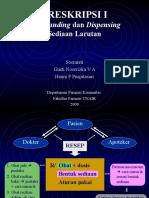 Dispensing Larutan