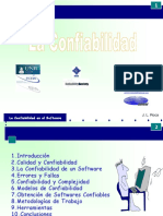 Confiabilidad de Software