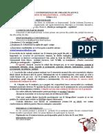 Regulament Fişă Acord 2016