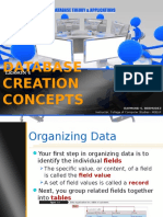 5_Database Creation Concepts