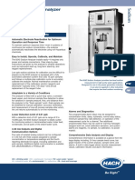 9245 Sodium Analyzer - Datasheet