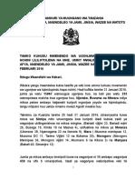 Press Release- WAMJW_1 February 2016 Draft 2-1