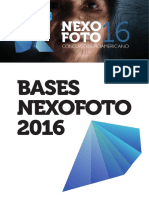 III Premio Internacional de Fotografía NEXOFOTO 2016,