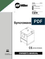 Miller Syncrowave 250dx