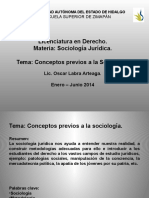 Concepto Sociologia Juridica