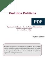 Partidos Politicos UCV MGP