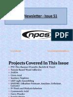 NPCS (www.niir.org) Newsletter- 51