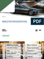 InvestorPresent August 2015