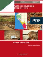 Caratula Informe ENSO