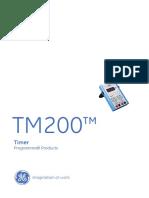Timer TM200