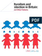 Multiculturalism and Child Protection in Britain