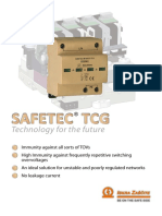 SAFETEC(No Backup Fuse Required)