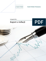 Raport o inflacji, listopad 2015