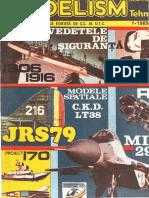 Modelism numarul 01, 1989