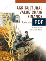 Agricultural Value Chain Finance