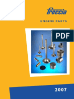 FRECCIA Engine Parts 2007