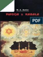 w. e. Butler - Magija i Kabala