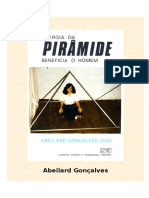 ( Esoterismo) - Abeilard G Dias - Energia Da Piramide Beneficia O Homem # Ilustrado