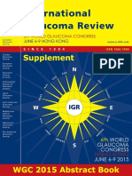 WGC2015 Abstracts