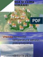 Romania vremea Si Clima