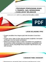 Pelan Strategi Program Pendidikan Khas Integrasi (PPKI
