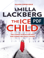 The Ice Child by Camilla Lackberg Extract