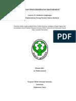 F2 - Pemberantasan Sarang Nyamuk - Badzli Achmad