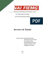 Inversor de Tensão