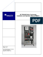 3D TRASAR Boiler Manual Ver 4.2 11-10-10