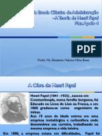 A Teoria de Henry Fayol