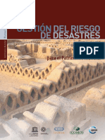Gestion Del Riesgo de Desastres Para El Patrimonio Mundial