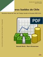 Los Verdaderos Sueldos de Chile