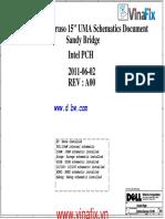 DELL N5050 DV15 UMA Caruso15_HR_H00RX_A00_MB_20110602