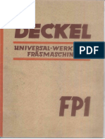 Deckel FP1