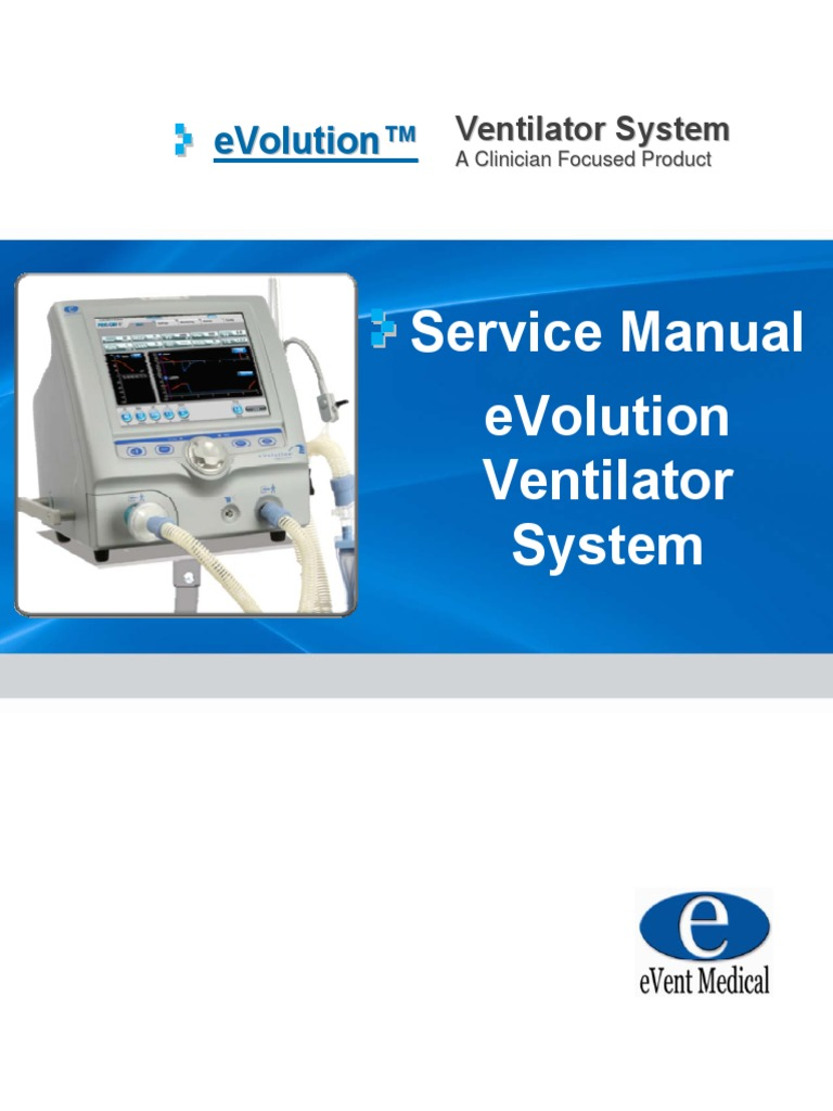 Event Medical - Evolution (Service Manual) | Technology | Computing And  Information Technology