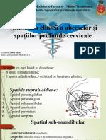 Anatomia Clinică a Spațiilor Celulare Cervicale 2015