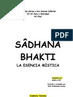 Sadhana bhakti